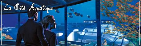 Noctaventure n°76 - La Cité Aquatique
