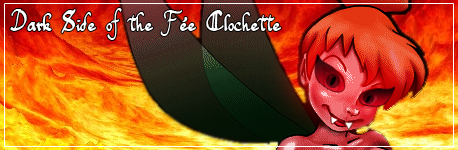Noctaventure n°85 - Dark Side Of The Fée Clochette